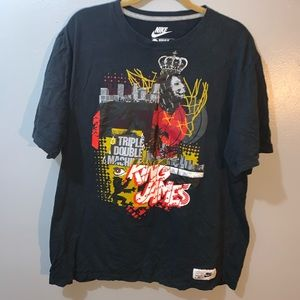 Nike King James t-shirt xxl